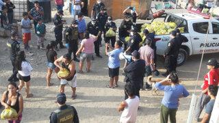 Comas: municipio repartió víveres entre familias vulnerables