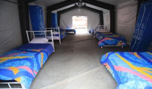 Ministerio de Cultura considera viable uso de Plaza de Acho como albergue