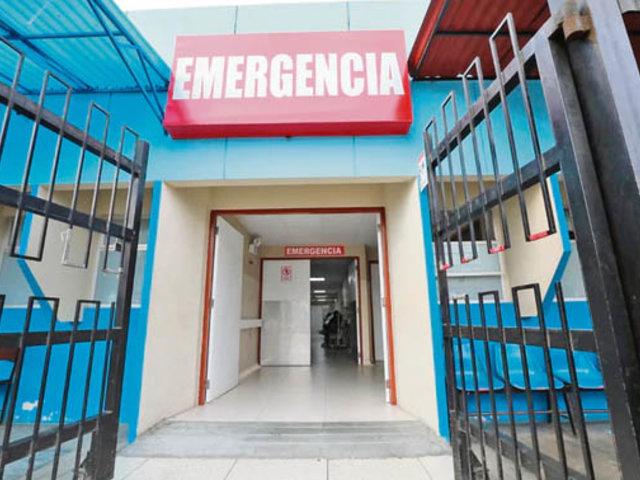EsSalud renueva servicio de emergencia de hospital de Trujillo