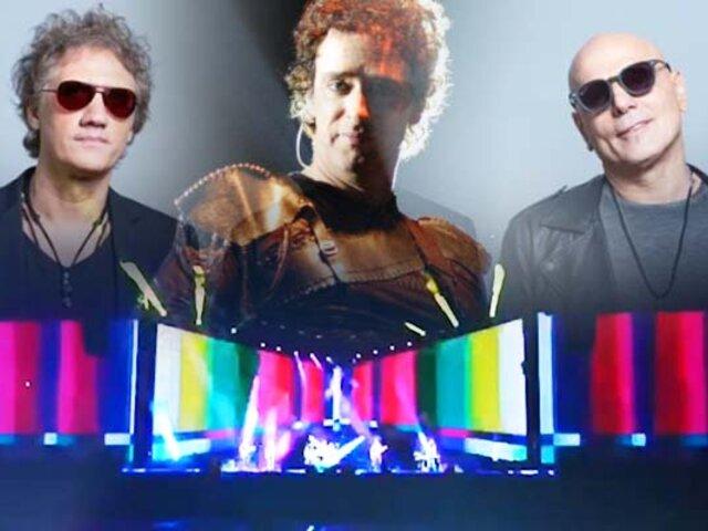 "Soda Stereo inició la gira ""Gracias Totales"" en Colombia"