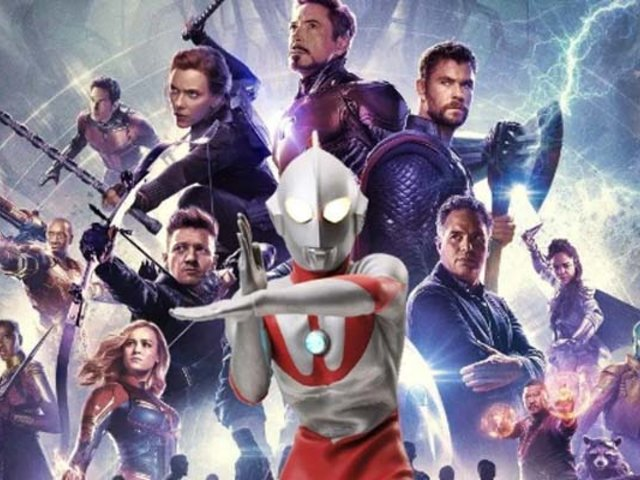 Ultraman se une al universo de Marvel este 2020