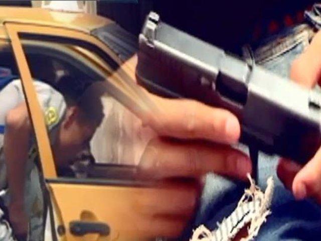 En barracones del Callao: menores asaltan al día hasta 10 taxistas por aplicativo