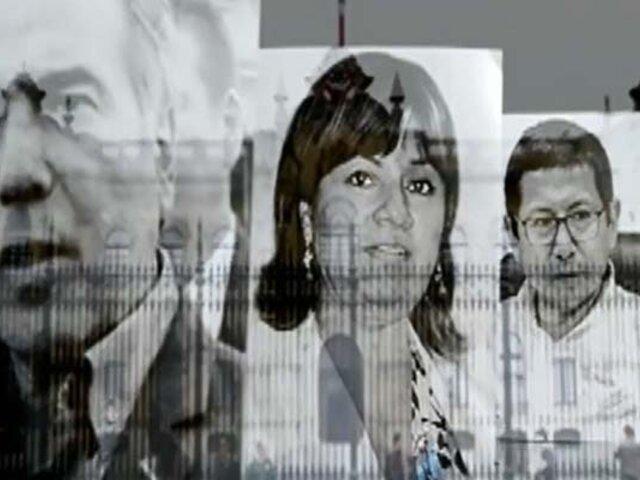 Cuestionados exmministros de Vizcarra fueron reacomodados en puestos de confianza del Estado