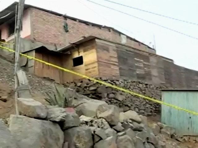 Mujer resultó herida durante operativo por asesino de la niña Camila