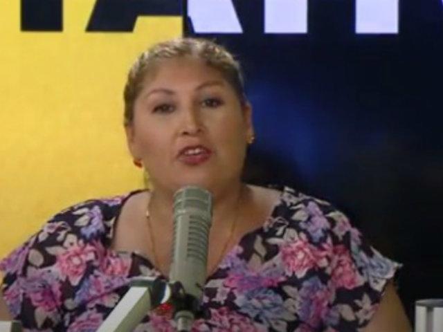Caso Yonhy Lescano: periodista que lo denunció por acoso reveló su identidad para pedir justicia