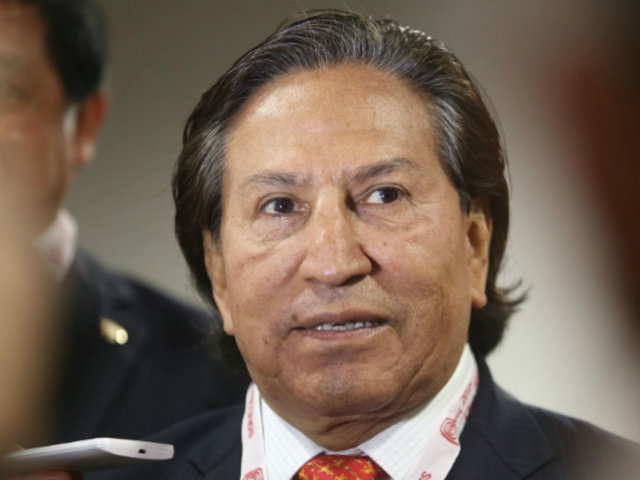 Alejandro Toledo: juez de EEUU le concede libertad bajo fianza