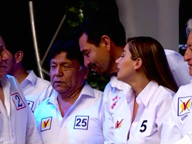 Pugnas en Unión Por el Perú: bancada UPP podría fraccionarse