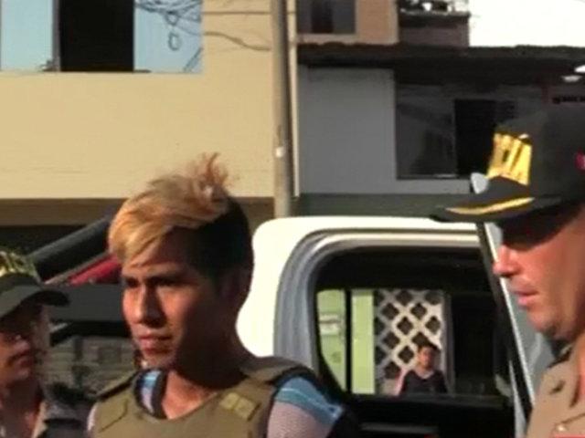 SJL: capturan a sujeto que secuestró a adolescente casi dos meses