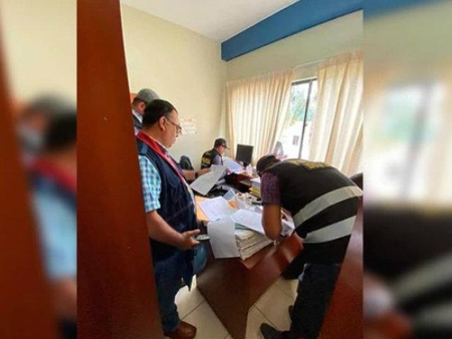 Chachapoyas: fiscal habría pedido S/.10 mil a un investigado por delito de violación sexual a menor