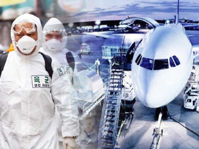 Líneas aéreas facilitarán traslado de muestras de coronavirus