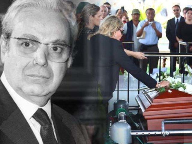 Javier Pérez de Cuéllar fue enterrado en el cementerio Presbítero Maestro