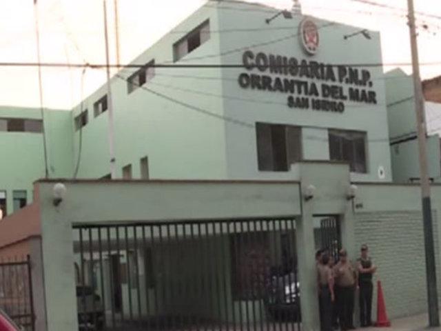 San Isidro: capturan a delincuentes que robaban celulares