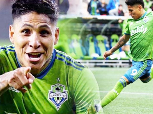 MLS: Raúl Ruidiaz anotó gol del empate para Seattle Sounders