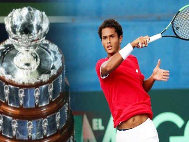 Perú clasifica al Grupo Mundial 1 de la Copa Davis