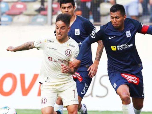 Superclásico: Universitario vence por 2-0 a Alianza Lima en el Monumental
