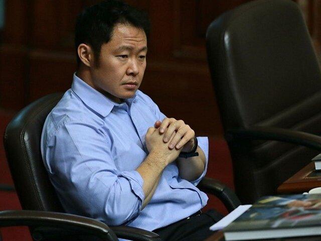Kenji Fujimori: suspenden hasta el 19 de marzo audiencia de control de acusación