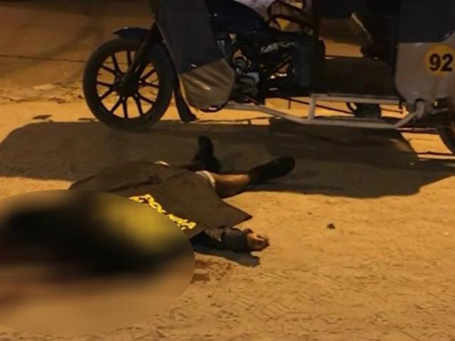 Ventanilla: mototaxista es asesinado a balazos por presunto ajuste de cuentas