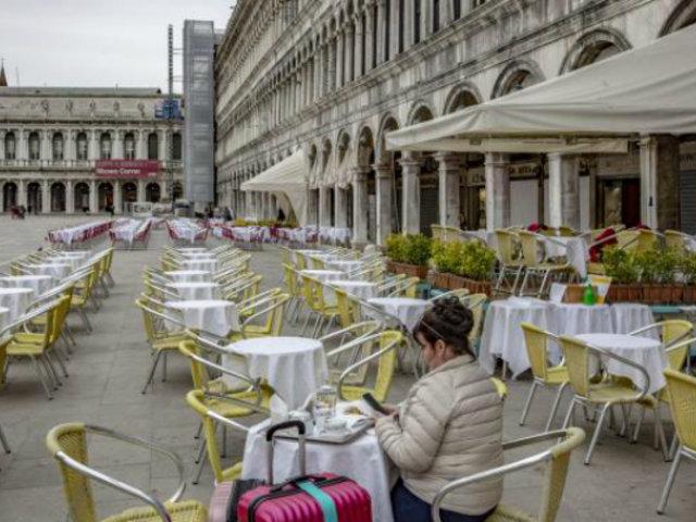 Italia: cafés y restaurantes podrán funcionar pero cumpliendo ciertas medidas por el coronavirus
