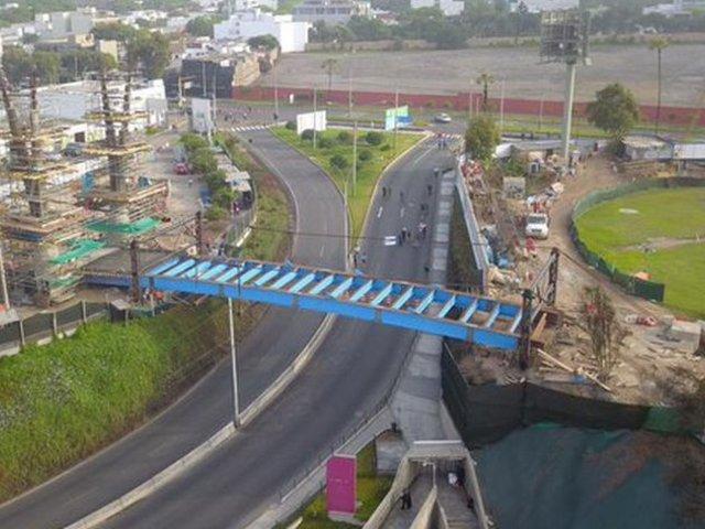 Puente de la Amistad: alcalde de Miraflores responde sobre presunto sobrecosto