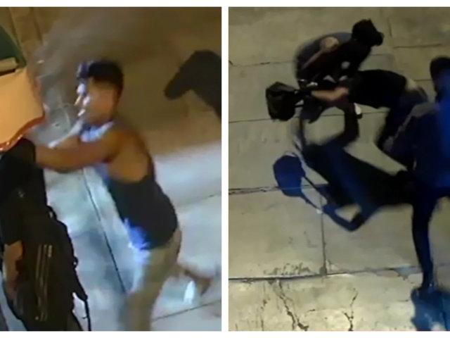 SJM: delincuentes 'cogotean' y perpetran violentos asaltos en mototaxi