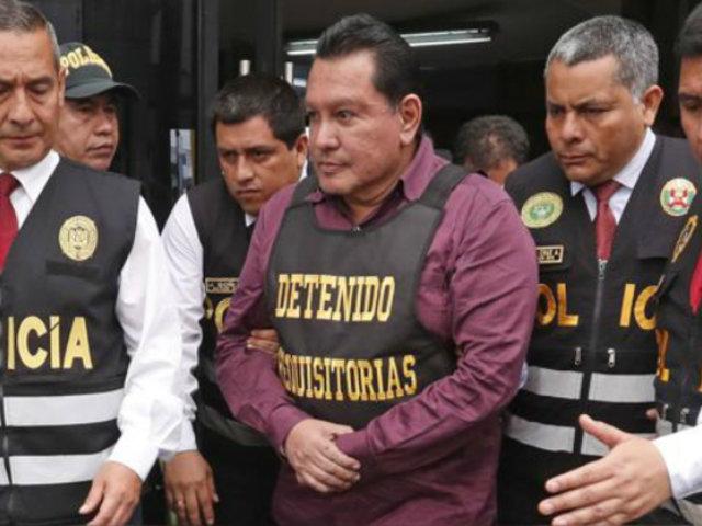 Félix Moreno: PJ ordena que exgobernador abandone clínica y vuelva al penal Ancón I