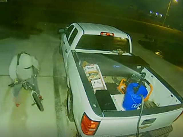 Joven crea truco para impedir robos en su casa
