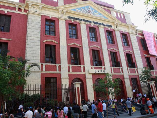 Sunedu otorga licenciamiento a la Universidad Nacional Federico Villarreal
