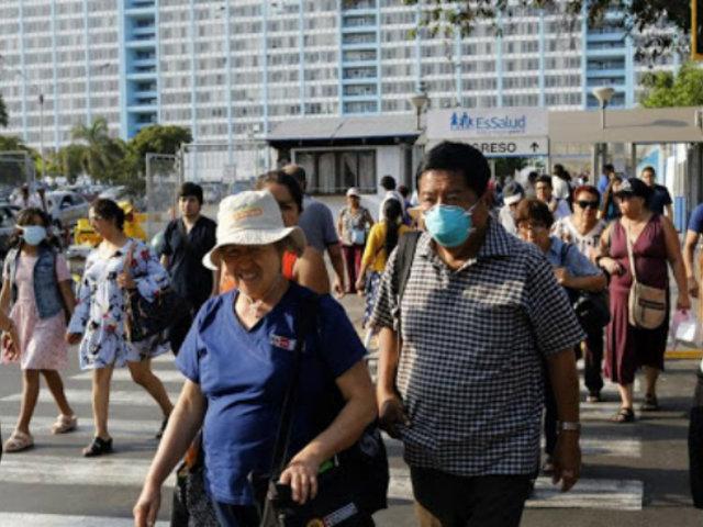 """Walter Gutiérrez sobre COVID-19: """"En el sistema de salud la congestión es enorme"""""""
