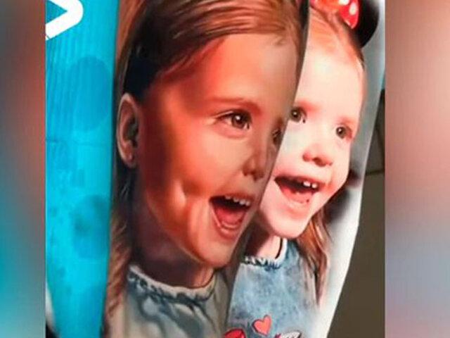 Hombre se tatúa rostro de su hija y queda sorprendido ante el resultado