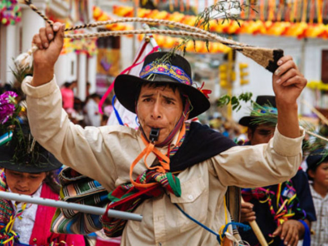 Andahuaylas: suspenden carnaval de Pukllay por coronavirus