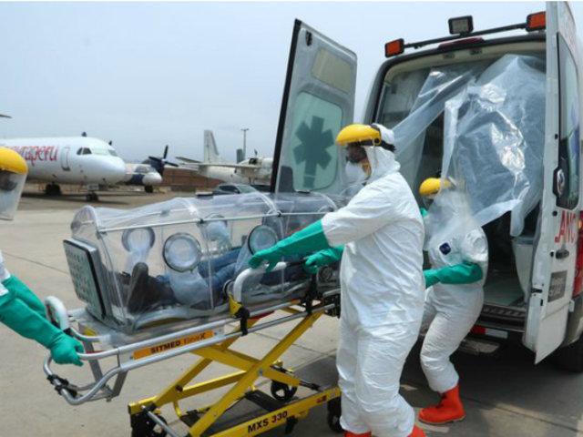 Se elevan a 7 el número de muertos por coronavirus