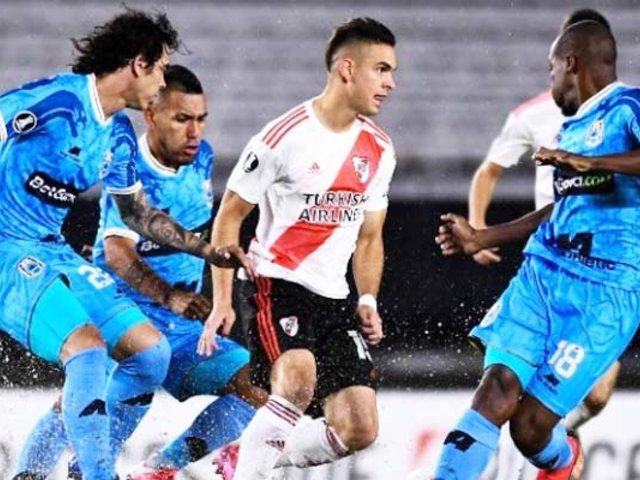 Copa Libertadores: Binacional cayó ante River Plate por 8-0 en Buenos Aires