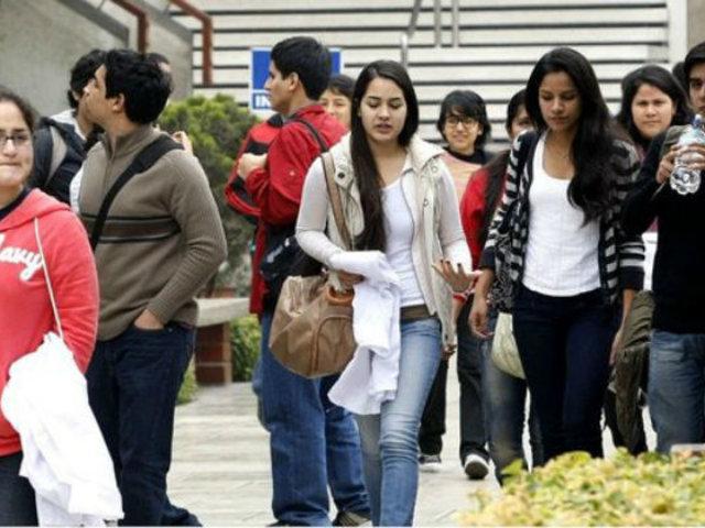 Advierten que Congreso busca crear 15 universidades en plena crisis
