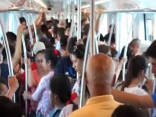 El reto de usar transporte público en Lima en tiempos de coronavirus
