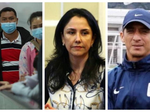 Coronavirus en Perú entre las principales portadas de hoy 12 de marzo