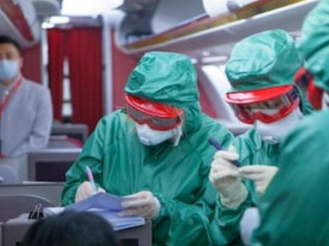 Reportan seis fallecidos y más de 800 contagiados por coronavirus en Suiza