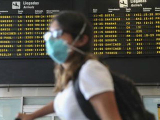 Canatur: viajeros de Europa están pasando a Perú por vuelos de escala