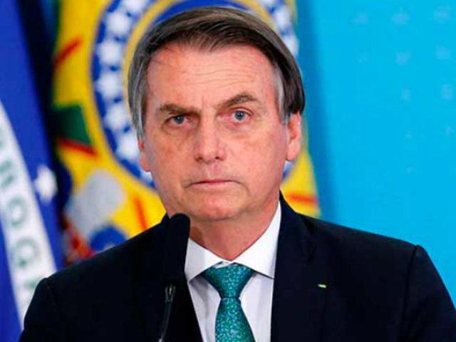 Brasil: presidente Bolsonaro insiste que el Covid-19 es un problema menor