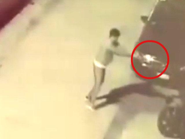 Callao: video revela aspecto del asesino de un hombre en La Perla