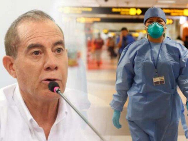Coronavirus: Ministro de Defensa brindó detalles sobre las nuevas medidas de inmovilización