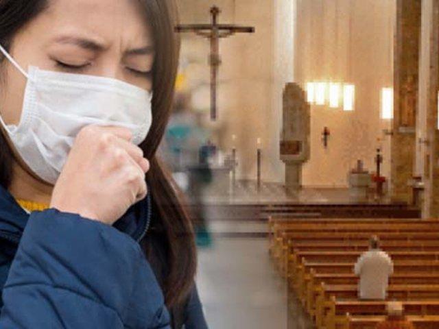Conferencia Episcopal recomienda suspender misas en capillas pequeñas por Coronavirus