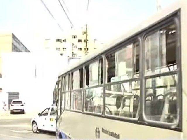 Coronavirus en Perú: Poca afluencia de pasajeros en buses de corredor azul