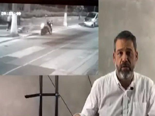 Barranco: Nuevo robo en malecón Paul Harris