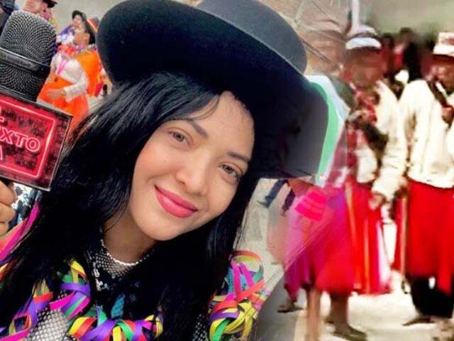 """""""La Movida de la Wawita"""" llegó al Tupaykanakuy en el gran carnaval de San Jerónimo"""