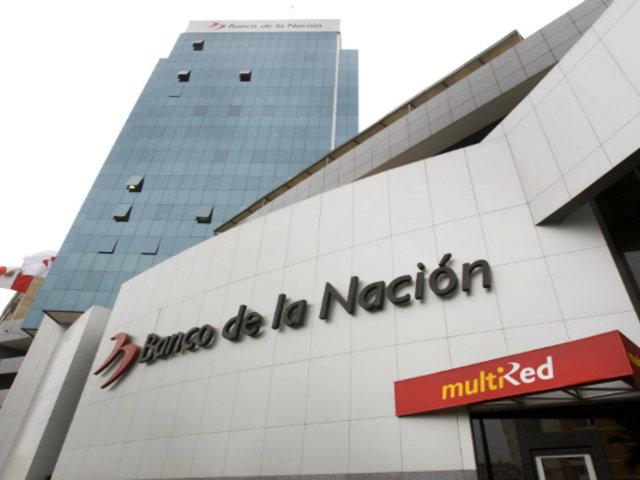 Banco de la Nación suspenderá su atención durante Semana Santa