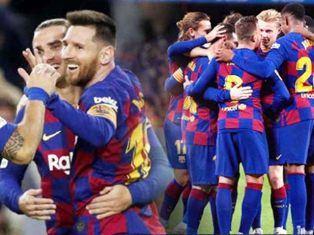 Por coronavirus, España dará por terminado el campeonato y Barcelona pedirá el título de campeón
