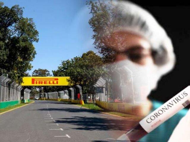 Suspenden el Gran Premio de Australia de Fórmula 1 por Coronavirus