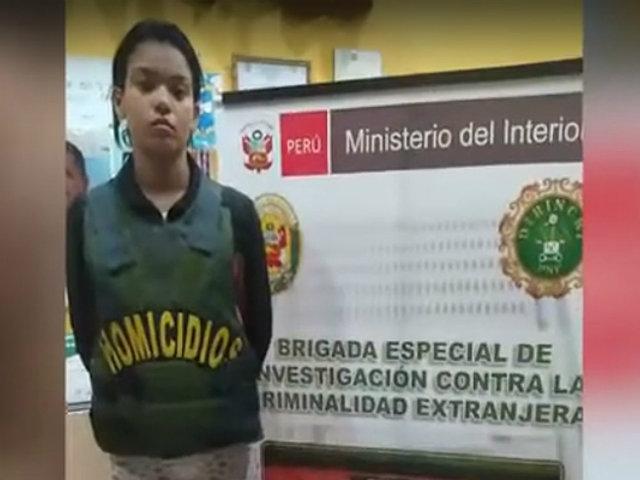 Venezolana asesinada y encontrada en Pantanos de Villa: narcos estarían tras este crimen