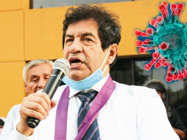 Perú no habría llegado todavía  a la meseta, según el Colegio Médico
