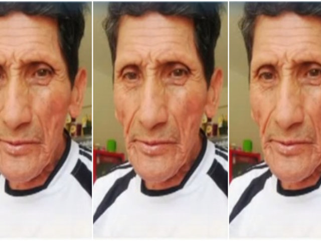 Familia busca intensamente a hombre desaparecido en Comas